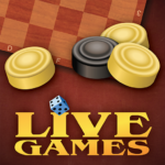 Checkers LiveGames – free online game  (MOD, Unlimited Money)