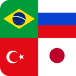 Country Flags and Capital Cities Quiz 2  (MOD, Unlimited Money)1.0.24