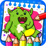 Fantasy – Coloring Book & Games for Kids 1.22 (MOD, Unlimited Money)