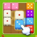 Greedy Dice – Dom Merge Puzzle Games 2.3  (MOD, Unlimited Money)