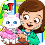My Town : Pets, Animal game for kids 1.02 (MOD, Unlimited Money)