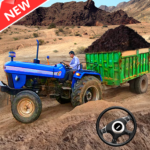 New Tractor trolley Farming Cargo Driver 3D  1.0.7 (MOD, Unlimited Money)