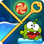 Om Nom Pin Puzzle 0.3 (MOD, Unlimited Money)