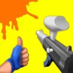 Paintball Shoot 3D – Knock Them All  (MOD, Unlimited Money)2.2.1
