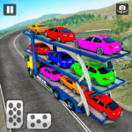 Real Car Transporter Truck – Offroad Driving Games 1.65 (MOD, Unlimited Money)