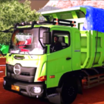 Truck Simulator Indonesia : Livery Truck Bussid 4.0 (MOD, Unlimited Money)
