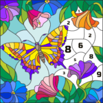 Wonder Color – Color by Number Free Coloring Book 54 (MOD, Unlimited Money)