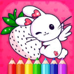 Animated Kids Coloring Book  (MOD, Unlimited Money) 5.0