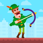 Bowmasters 2.14.10 (MOD, Unlimited Money)