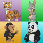 Brain game with animals  (MOD, Unlimited Money) v1.0.72