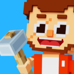Build Heroes:Idle Family Adventure  (MOD, Unlimited Money )v1.3.22