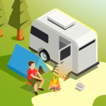 Campground Tycoon  (MOD, Unlimited Money) 1.5.2