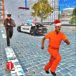 Drive Police Car Gangsters Chase : 2021 Free Games  (MOD, Unlimited Money) 2.0.0.8