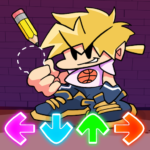 FNF Draw Puzzle  (MOD, Unlimited Money) 0.1.6