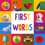First Words for Baby  (MOD, Unlimited Money)