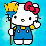 Hello Kitty – Merge Town  (MOD, Unlimited Money) v1.0.8623