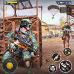 Real Commando Shooter: FPS Shooting Games Free 3D  (MOD, Unlimited Money) v1.30