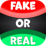 Real or Fake Test Quiz | True or False | Yes or No 1.3.0 (MOD, Unlimited Money)