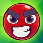 Red Bounce Ball (MOD, Unlimited Money) 1.29
