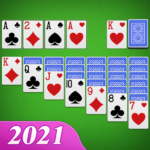 Solitaire – Klondike Solitaire Free Card Games  (MOD, Unlimited Money)1.16.2.20210717