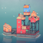 Water Town – Townscaper  (MOD, Unlimited Money) v2.2