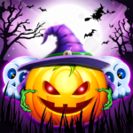 Witchdom –  Candy Witch Match 3 Puzzle 2019  (MOD, Unlimited Money)1.9.0