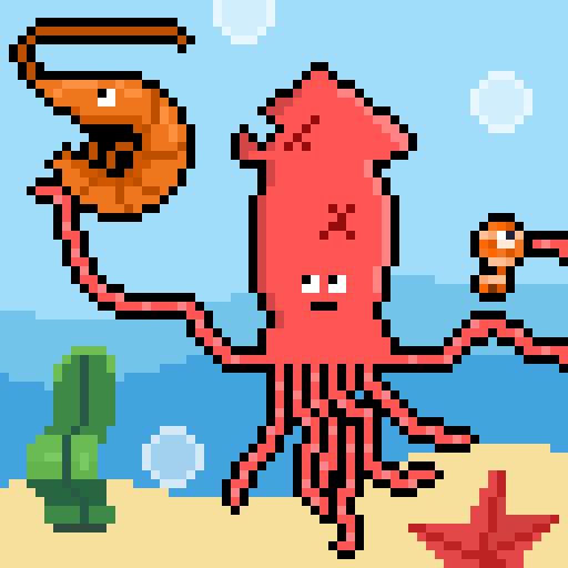 Giant squid  (MOD, Unlimited Money) v1.0.14