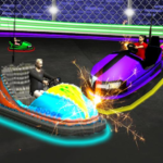 Light Bumping Cars Extreme Stunts: Bumper Car Game  (MOD, Unlimited Money) 5.8