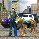 Police Tiger Chase Simulator: City Crime  (MOD, Unlimited Money) 5.0