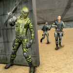 Real Commando Secret Mission: Army Shooting Games  (MOD, Unlimited Money) 1.0.11