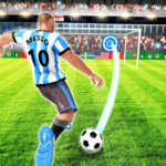 Real Football Player: Soccer Strike League Game  (MOD, Unlimited Money) v1.7
