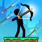 The Archers 2: Stickman Games for 2 Players or 1  (MOD, Unlimited Money) v1.6.6.0.7