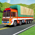 Indian Cargo Truck Transporter City Driver 3D Game  (MOD, Unlimited Money) 1.0